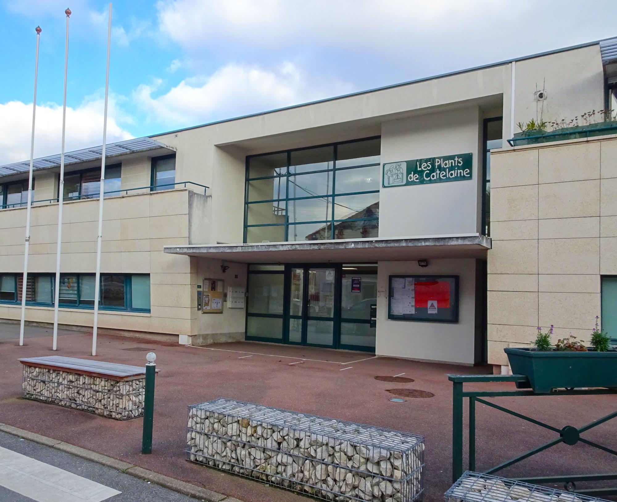 Ecole Les Plants de Catelaine Carrières sur Seine